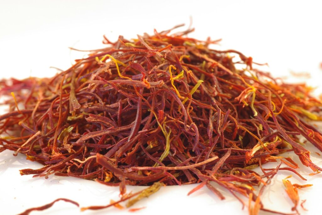 saffron-zafranes hebras